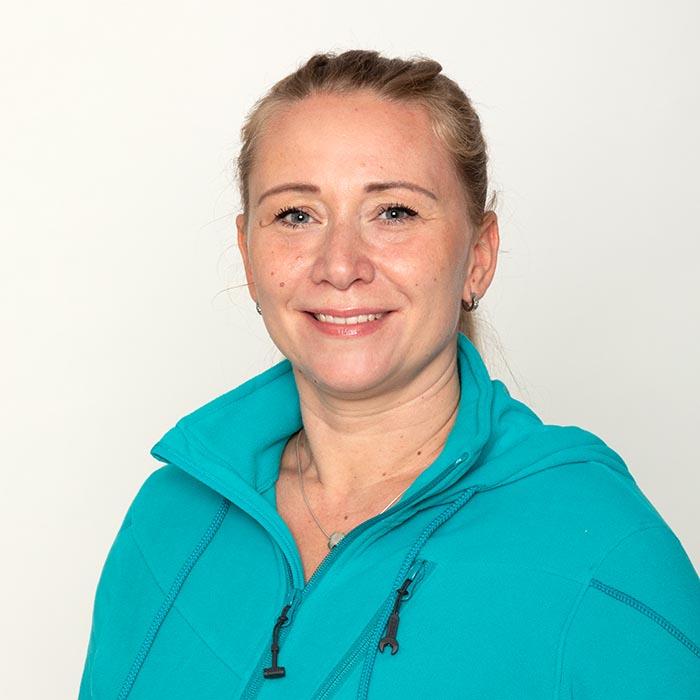 Vorstandsvorsitzende Klaudia Eberding-Pflege-Dienst Turmalin, Castrop-Rauxel